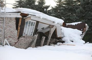 Buffalo area preps for melt, possible evacuations-Image1