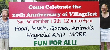 Here comes Villagefest this Saturday– Image 1