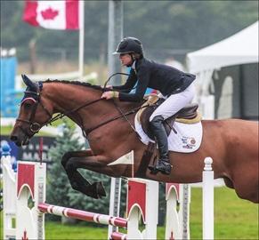 Amy Millar is heroic in prestigious Grand Prix– Image 1