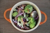 Broccoli and blue cheese salad