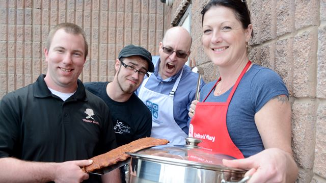 Pig Gig to support United Way of South Niagara