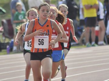 Double gold and provincial record for Meaford's Tichbourne