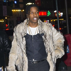 A$AP Rocky had fling with Rita Ora while in a relationship -Image1