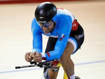 Ed Veal looks to set new world record at Milton velodrome