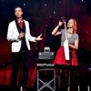 Couple takes illusions to a hilarious new level