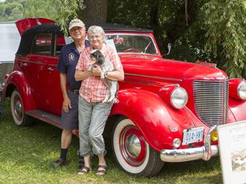 2015 Classic Car and Truck Show