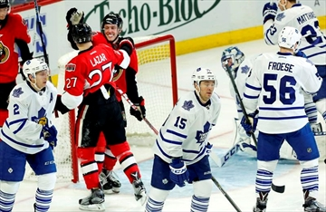 Lazar, Karlsson lead Senators over Leafs-Image1