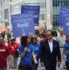 2016 World Partnership Walk on May 29