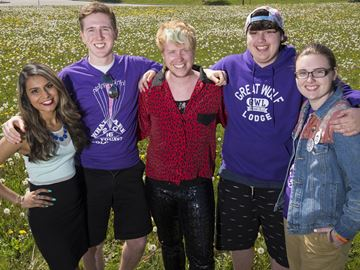Halton Pride 2016 about education, awareness and offering LGBTQ+ youth a safe place