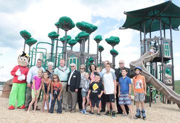 Treetops Park opens in Alliston