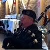 Bagpipes at Faith United Church's Robbie Burns Lunch