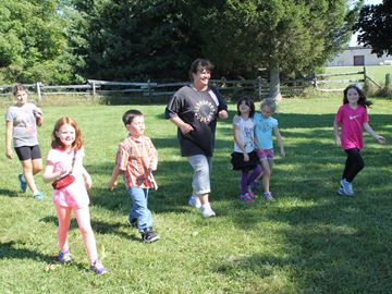 Meaford students enjoy Terry Fox Run