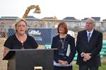 Groundbreaking ceremony held for new Alliston school