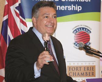 Sousa preaches province's 'path to balance'