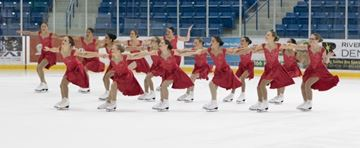 Skate Oakville hosts Synchro Capers this weekend