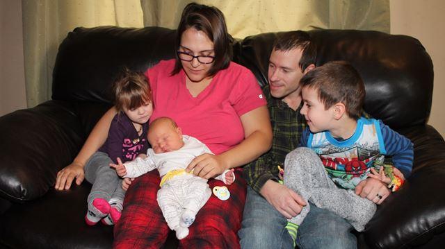 The Bartlett family