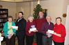 Retirement home residents continue to give back