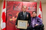 Milton PTSD survivor receives Veterans Affairs commendation