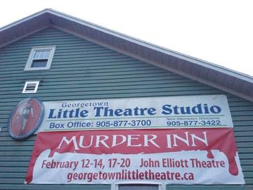 GLT murder mystery