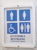 Gender neutral washroom