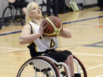 Oakville wheelchair basketball player to compete in Parapan American Games