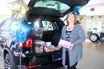 VW food drive