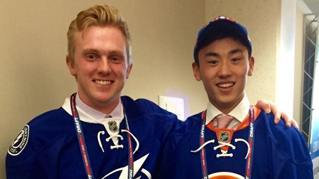 Three former Oakville Rangers selected in NHL draft
