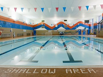 Jimmie Simpson Recreation Centre Pool