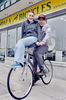 Valentine bicycle built for two