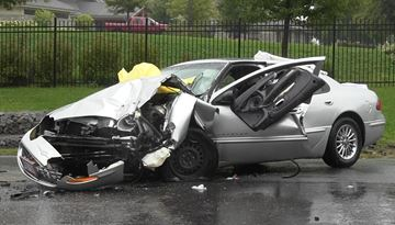 Bensfort Road crash - Sept.. 2, 2014