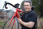 Enbridge Ride to Conquer Cancer Mark Halliday