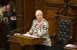 Lieutenant Governor of Ontario Elizabeth Dowdeswell