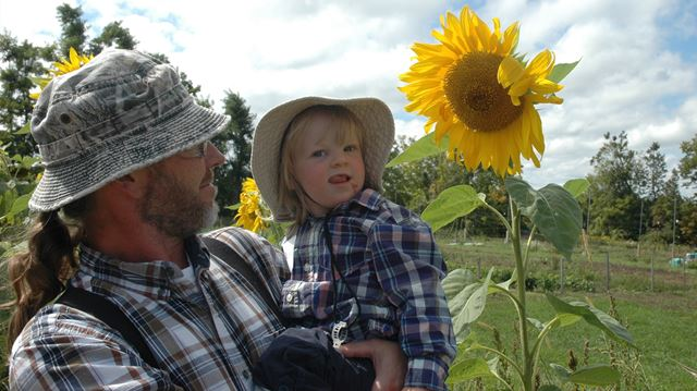 Halton Farm Tour