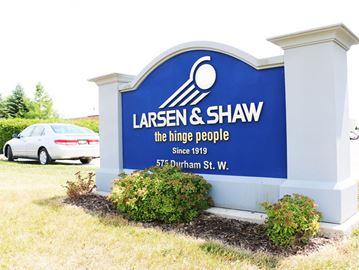 Larsen & Shaw