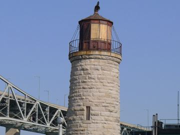 Burlington Canal Lighthouse