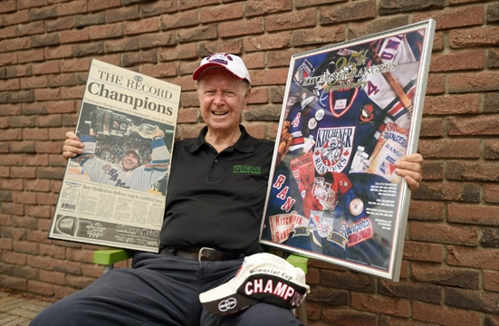 "Kitchener Rangers Broadcaster Don Cameron ""stepping Aside"