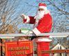 Santa Claus rides into Penetanguishene