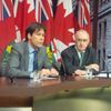 Ontario health officials attempt to calm frontline workers over Ebola