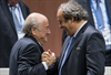 Sepp Blatter back at work at FIFA headquarters-Image1
