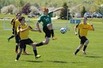 Meaford high school just short in soccer championship