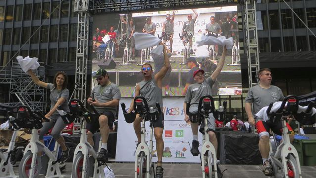 Bikes For Tykes Toronto Bike for Tykes raises more