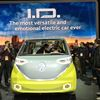 VW goes back to the future with I.D. Buzz Concept