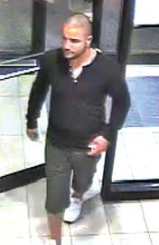 iPhone theft suspect