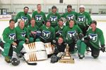 Precision Orthotics wins Midland Recreation Hockey League championship