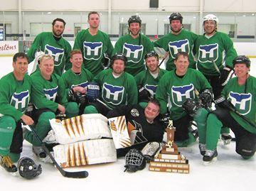 Precision Orthotics wins Midland Recreation Hockey League championship