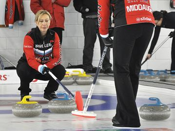 Sherry Middaugh relegated to Ontario Scotties semifinal