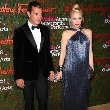 Gwen Stefani and Gavin Rossdale co-parenting fine