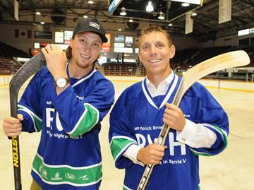 Hockey Night in Barrie roster grows