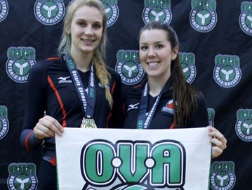 Abbey Park students win provincial volleyball gold with Leaside