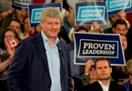 ISIL fight a long one: Harper tells rally-Image1